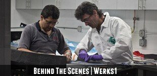 Behind The Scenes | Werks1
