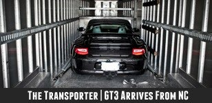 The Transporter | GT3 Build