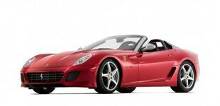 Ferrari SA Aperta: The 599 goes topless.