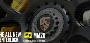The All New Magnesium Centerlock Wheel – MM20