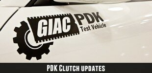 PDK Clutch Update