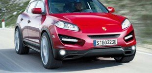 New Porsche Cajun compact SUV to be produced
