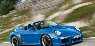 Porsche Speedster Reinvented