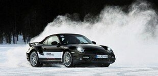 Porsche Winter Driving Program
