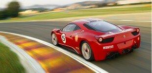 Ferrari 458 Challenge Video