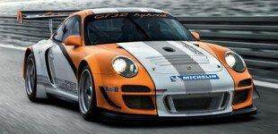 Porsche Hybrid Race Car Makes U.S. Debut At Road Atlanta