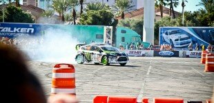 Champion Motorsport Live At SEMA 2010!