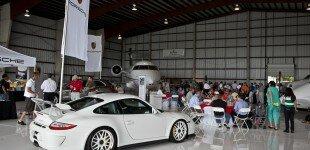 Champion @ Porsche Aircraft Experience