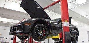 Ferrari 599 Tubi Style Exhaust Installation.