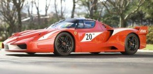 Benny Caiola Collection supercars to be auctioned this month.