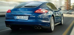 Porsche Panamera S Hybrid Added To Line Up.
