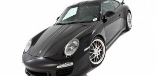 The Champion Motorsport F77 Black 997.2