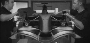 How to make a Red Bull RB7 Formula One racecar