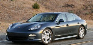 "Porsche working on ""Pajun"" baby Panamera?"
