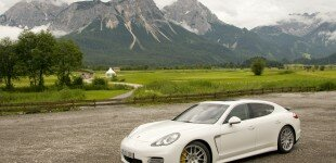 Possible Porsche Panamera Turbo S In The Works?