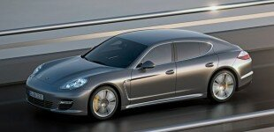 No Longer A Rumor. Porsche officially unveils the Panamera Turbo S!