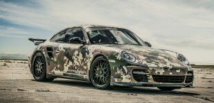 The Champion Motorsport 997.2 Turbo S