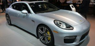 Porsche at Los Angeles Auto Show!