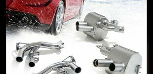 Tubi Style NA | Ferrari FF Exhaust Systems Now Available!