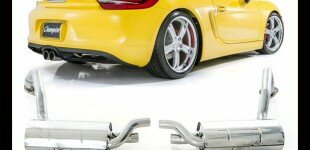 Porsche Cayman | Boxster Exhaust Systems From Tubi Style NA Now Available!
