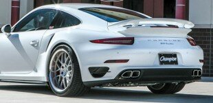 Tubi Style North America | Porsche 991 Turbo Exhaust System