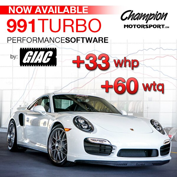 991 Turbo GIAC IG