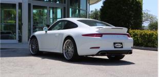 Tubi Style Exhaust | Porsche 991