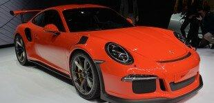 Porsche GT3RS Geneva Motorshow