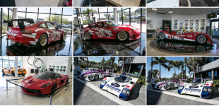 Champion Porsche | Cars & Brunch | Photos
