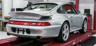 Around The Shop - Porsche 993 Turbo