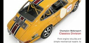 Champion Motorsport Classic Restoration