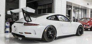 Porsche 991 Cup Car