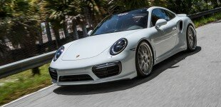 Champion Motorsport Porsche 991.2 Turbo S