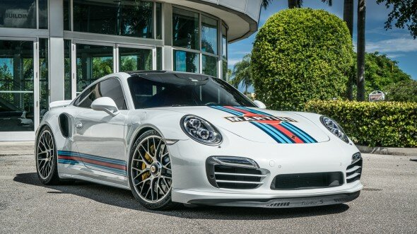 Martini 991.2 Turbo